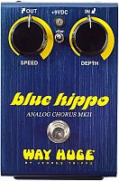 Way Huge WHE601 SALE  гитарный эффект Blue Hippo Analog Chorus Limited Edition