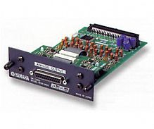 Yamaha MY8-DA96  карта DA 24bit/ 96kHz 8out (D-sub 25pin x1)